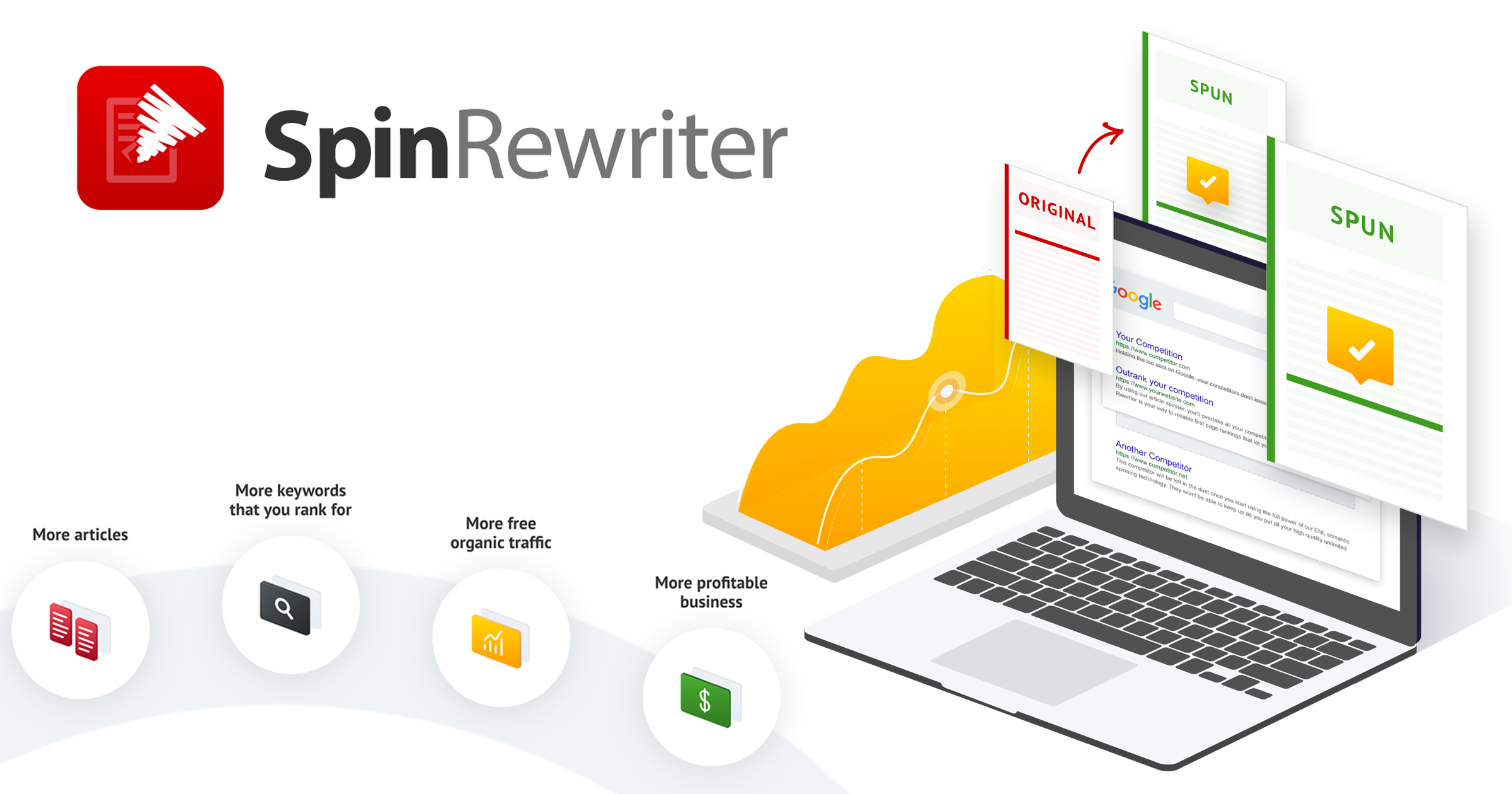 Spin Rewriter 9 0 - Article Spinner with ENL Semantic